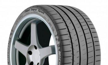 """Lốp xe Michelin """"chán"""" cao su quay sang gỗ"""
