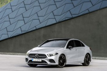 Mercedes-Benz A-Class 2019 chính thức ra mắt, giá bán chưa được tiết lộ