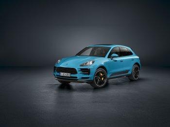 Porsche nâng cấp dòng xe giá thấp nhất SUV Macan