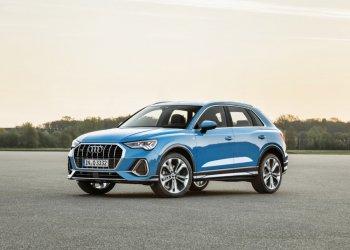"""Audi """"nhào nặn"""" Q3 2019 thành chiếc SUV thể thao tuyệt đẹp"""