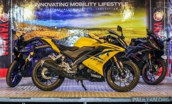 Yamaha YZF-R15 2018 chính thức trình làng tại Malaysia
