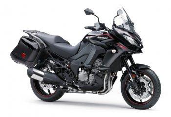 Vua địa hình Kawasaki Versys 1000 ngừng bán tại Ấn Độ
