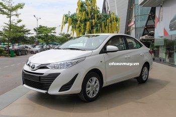 Phiên bản thấp nhất Toyota Vios 1.5E được trang bị những gì ?