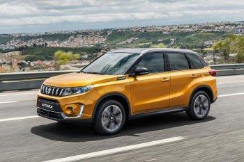 So sánh Suzuki Vitara đời mới 2019 và bản tiền nhiệm