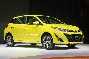 Toyota Yaris 2018 giá 650 triệu đồng được trang bị những gì ?
