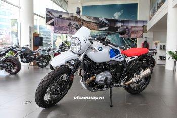 Cận cảnh BMW R Nine T Urban G/S giá 549 triệu đồng