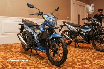 Suzuki Raider bị triệu hồi do lỗi giảm xóc