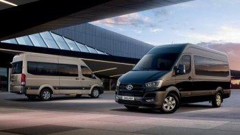 Hyundai Solati giảm giá 20 triệu đồng, cạnh tranh Ford Transit