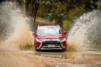 Mitsubishi Outlander 2019 được nâng cấp nhẹ