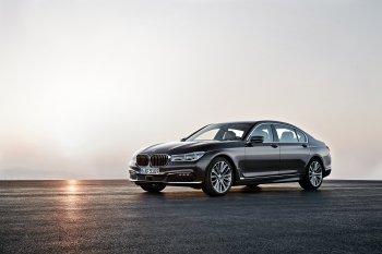 BMW 7-Series trở lại Việt Nam từ tháng 9 tới đây