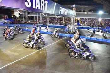 Chùm ảnh khoảnh khắc đáng nhớ của giải đua Yamaha Exciter 150 giữa Sài Gòn