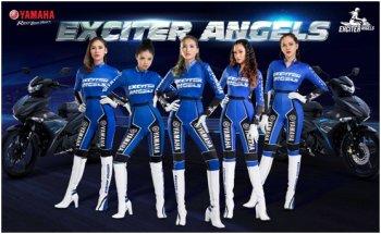 Biệt đội thiên thần Exicter chính thức đồng hành cùng Yamaha