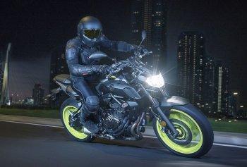 "Nakedbike ""lực sĩ"" Yamaha MT-07 2019 sắp ra mắt"