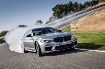 Phiên bản BMW M5 mạnh nhất cho các tín đồ tốc độ