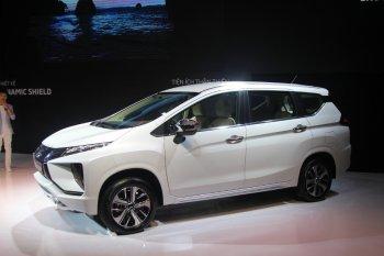 Mitsubishi Việt Nam ra mắt crossover MPV xe gia đình lý tưởng XPANDER