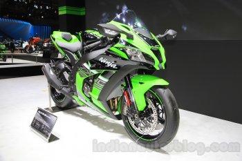 """Kawasaki Ninja ZX-10R 2018 bán chạy tại Ấn Độ nhờ công nghệ """"khủng"""""""