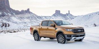 Ford Ranger 2019 có giá từ 567 triệu đồng