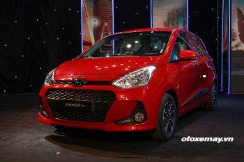 """""""Đánh bại"""" Toyota Vios, Hyundai Grand i10 tiếp tục thống trị top 10 xe bán chạy"""