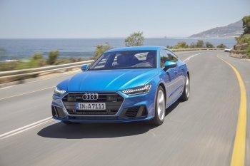Audi A7 Sportback 2019 mạnh 335 mã lực, giá từ 68.000 USD