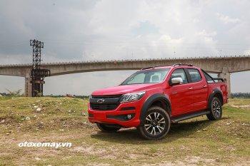 Chevrolet Colorado dẫn đầu phân khúc bán tải tháng thứ 4 liên tiếp