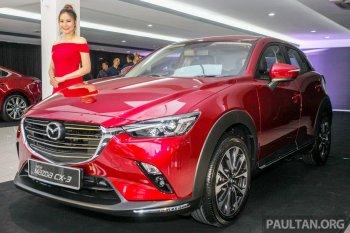 Mazda CX-3 2018 cải tiến hấp dẫn, giá 692 triệu đồng