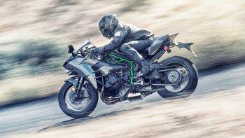 Kawasaki Ninja H2 2019 trở thành siêu môtô mạnh nhất thế giới