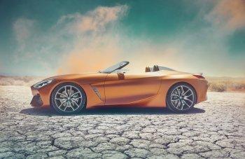 BMW Z4 2019 rò rỉ hình ảnh trước ngày ra mắt