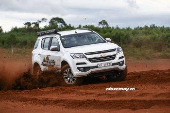Chevrolet Trailblazer mới: Lựa chọn đáng giá trong phân khúc SUV 7 chỗ