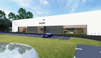 Jaguar Land Rover mở trung tâm xe cổ diện tích gần 7.000m2