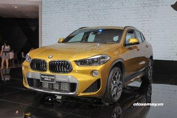 Cận cảnh BMW X2 hoàn toàn mới chuẩn bị bán ra tại Việt Nam