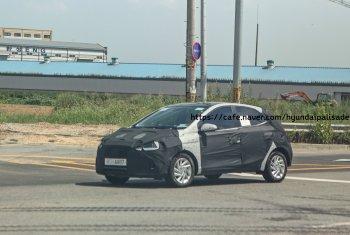 Hyundai i10 thế hệ thứ ba sắp ra mắt