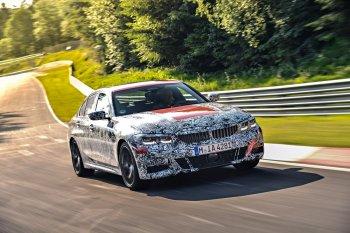 BMW 3 Series 2019 dài hơn, nhẹ hơn 55kg, tăng cảm giác lái