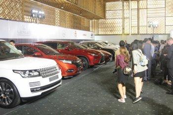 Triển lãm xe Việt 2018 sẽ có gần hết các mác xe để xem