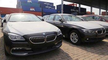 Số phận 133 xe BMW làm giả giấy tờ chưa rõ