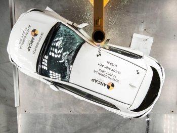 Toyota Corolla Hatchback 2019 đạt chuẩn an toàn ANCAP 5 sao