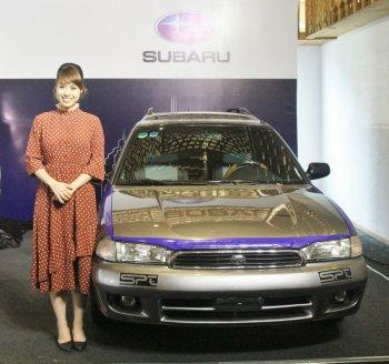 Subaru Việt Nam tổ chức thi xe cổ độc nhất