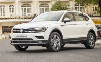 VW ra mắt SUV hạng sang và dịch vụ chăm sóc DSS tại VMS 2018