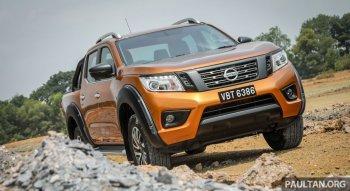 Bán tải cao cấp Nissan Navara VL Plus trang bị công nghệ tránh góc hẹp