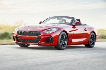 Xe thể thao BMW Z4 2019 tăng sức hút nhờ giảm chấn và vi sai chỉnh điện
