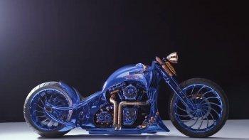 Harley-Davidson Blue Edition: Bản độ đắt đỏ nhất thế giới