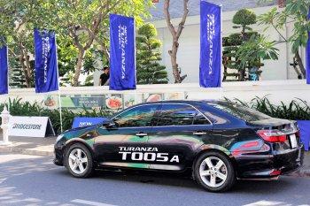 Bridgestone Việt Nam ra mắt lốp T005A siêu êm giá hợp lý