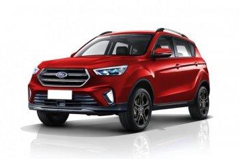 Ford mạnh tay nâng cấp EcoSport 2020