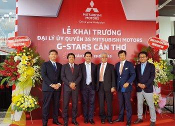 Mitsubishi Việt Nam khai trương đại lý G-Stars Cần Thơ
