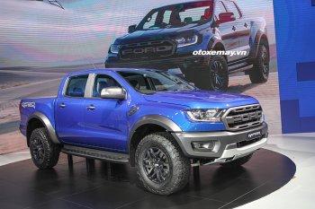 """""""Siêu bán tải"""" Ford Ranger Raptor về Việt Nam trong tháng 10 này ?"""