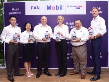 ExxonMobil ra mắt dầu nhớt Super Moto cho xe máy tại Việt Nam