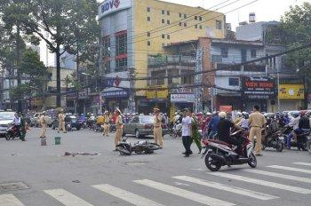 31 người thiệt mạng và bị thương vì TNGT trong ngày đầu nghỉ lễ 2/9
