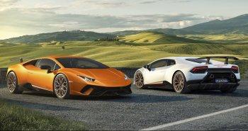 Mua Lamborghini Huracán Performante, tận hưởng cảm giác của tay đua chuyên nghiệp