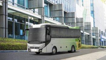 Thaco sản xuất xe buýt thế hệ mới 1,6 tỷ đồng