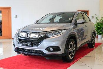 Xem trước miniSUV Honda HR-V ra mắt vào 18/9, đối thủ mới của Ford EcoSport