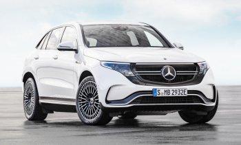 Mercedes-Benz gia nhập phân khúc xe điện với tân binh EQC